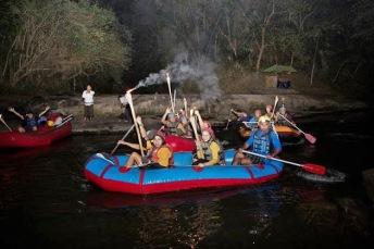 Bali Night Rafting Go