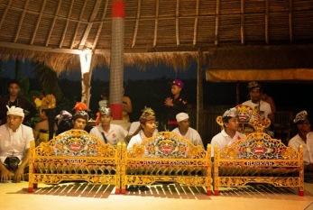 Bali Night Rafting Joged